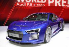 Audi R8 e-tron - zur Galerie