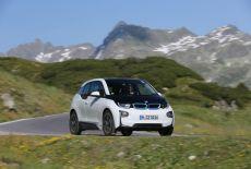 BMW i3 (94Ah) mit Range Extender (REx)