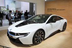 BMW i8 Coupé - zur Galerie