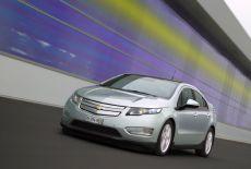 Frontansicht Chevrolet Volt - zur Galerie