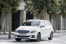 Mercedes Benz B-Klasse Electric Drive