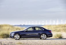 Mercedes Benz C350e Plug-in-Hybrid
