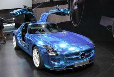 Mercedes Benz SLS AMG Coupé Electric Drive - zur Galerie