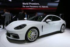 Porsche Panamera 4 E-Hybrid - Weltpremiere Paris Motor Show 2016 - zur Galerie
