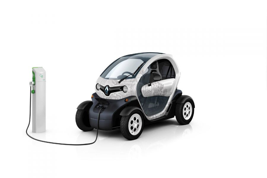 renault twizy urban 45 z e fotos und bildergalerie. Black Bedroom Furniture Sets. Home Design Ideas