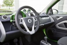 Smart fortwo ED electric drive