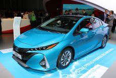 Toyota Prius Plug-in-Hybrid PHEV (Modelll 2017) - zur Galerie