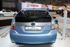 Toyota Prius Plug-in Hybrid PHEV