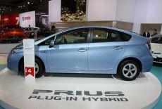 Toyota Prius Plug-in Hybrid PHEV - zur Galerie