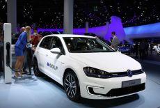 VW e-Golf - zur Galerie