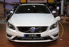 Volvo V60 Plug-in-Hybrid facelift - zur Galerie